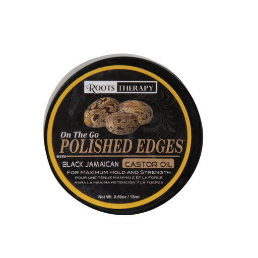 OKAY | Edges Jamaican Castor Oil 0.5oz - Hair to beauty