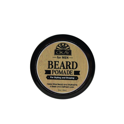 OKAY | Men'S Beard Pomade Regular 2oz - Hair to beauty