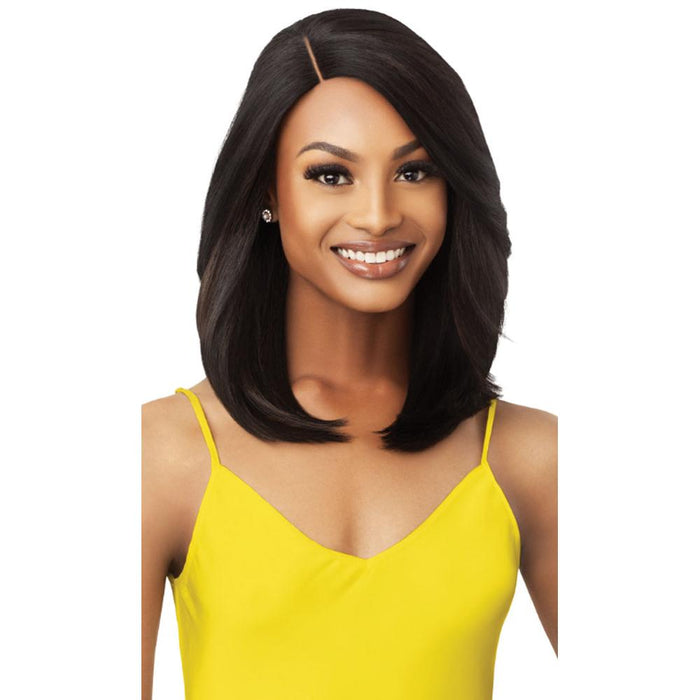 OPHELIA | Outre The Daily Synthetic Lace Part Wig - Hair to Beauty | Color Shown: S1B/30