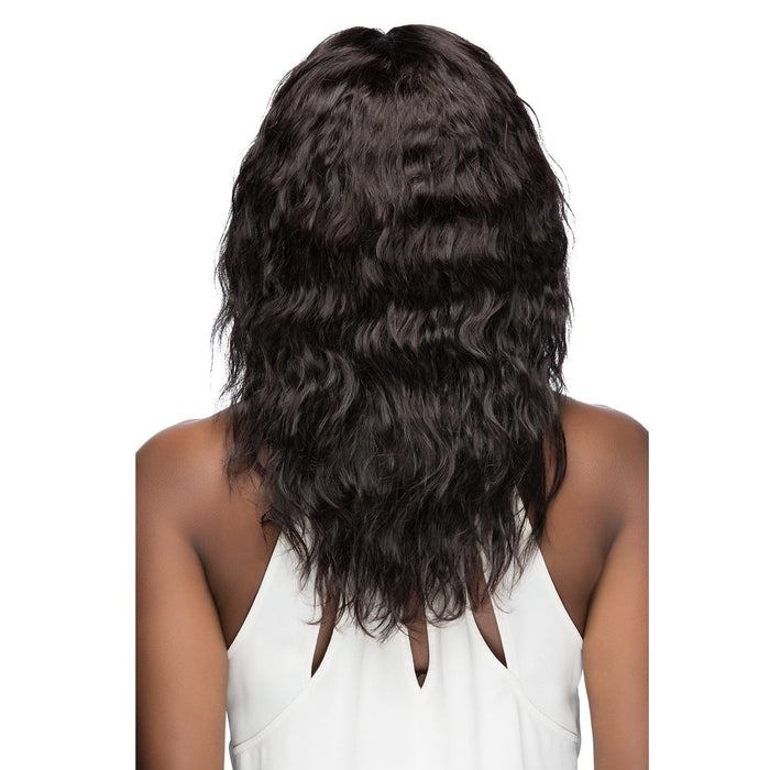 OPHELIA | Brazilian Remi Swiss Full Lace Wig - Hair to Beauty | Color Shown: NATURAL