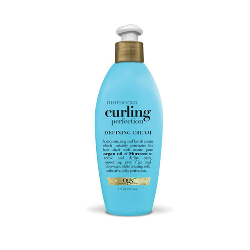 ORGANIX | Argan Oil of Morocco Curling Defining Cream 6oz - Hair to beauty