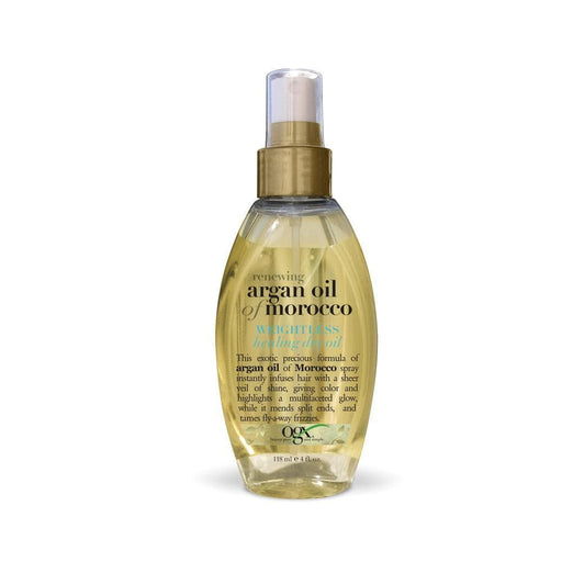 ORGANIX | Argan Oil of Morocco Healing Dry Oil 4oz - Hair to beauty