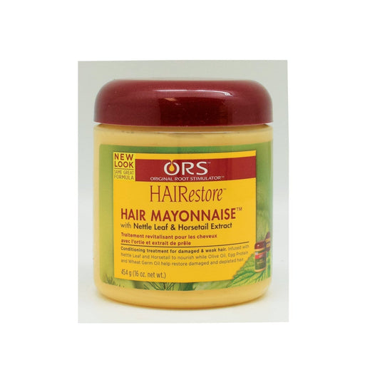 ORGANIC ROOT STIMULATOR | MAYONNAISE (16OZ) - Hair to Beauty