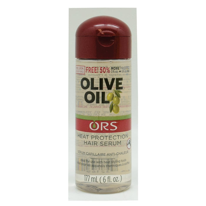 ORGANIC ROOT STIMULATOR | Olive Oil Heat Protect Serum 6oz.