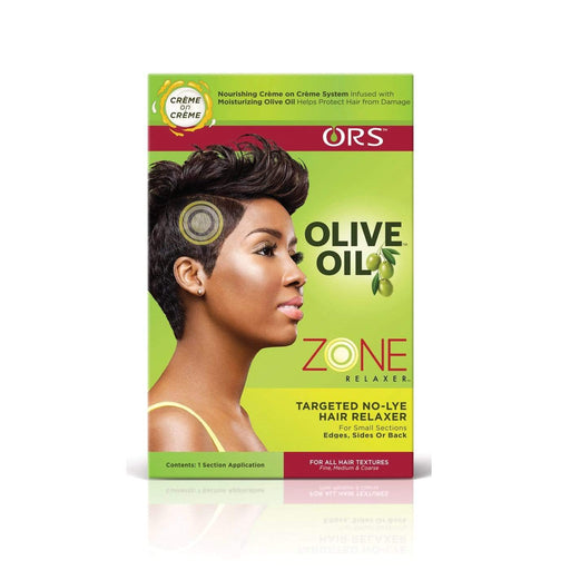 ORGANIC ROOT STIMULATOR | RELAXER KIT TARGETED ZONE [NO-LYE] - Hair to Beauty