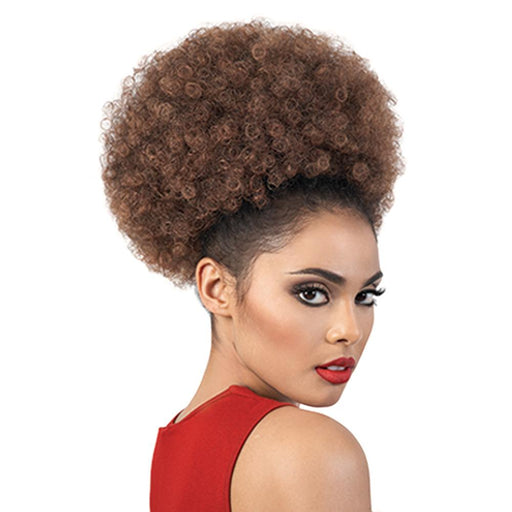 PD-AFRO9 | PonyDo Synthetic Ponytail - Hair to Beauty | Shown Color: T2/27