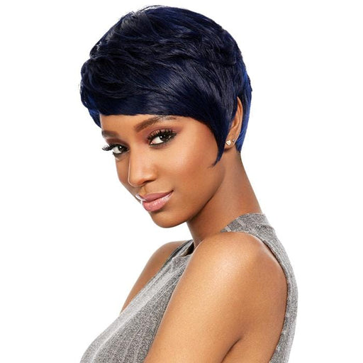 PIXIE VOGUE | Outre Premium Duby Human Hair Wig - Hair to Beauty | Color Shown:
