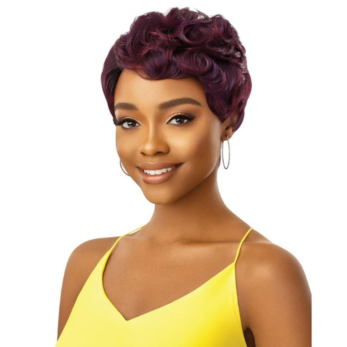 PORTIA | The Daily Synthetic Lace Part Wig.