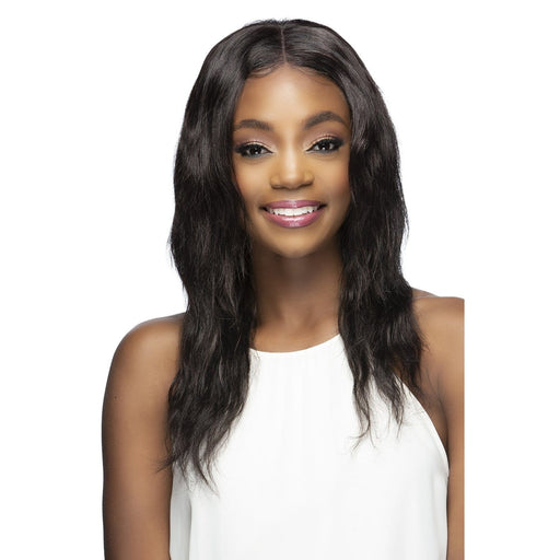 PREMA | Brazilian Remi Swiss Full Lace Wig - Hair to Beauty | Color Shown: NATURAL
