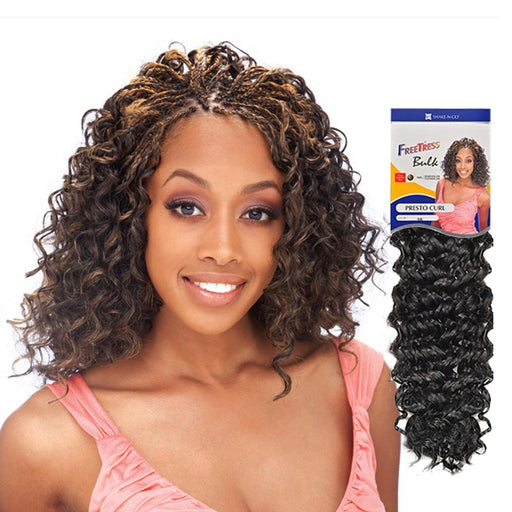 PRESTO CURL | Synthetic Braid | Color Shown: P1B/27 - Hair to Beauty