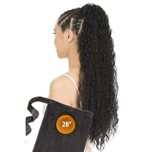 PWH28 | Chade Synthetic Ponytail - Hair to Beauty | Color Shown :