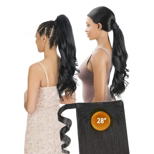 PWPY28 | Cahde Synthetic Ponytail - Hair to Beauty | Color Shown :