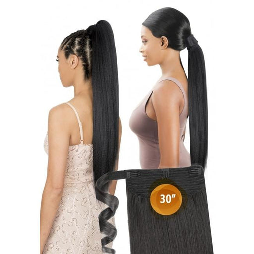 PWPY30 | Chade Synthetic Ponytail - Hair to Beauty | Color Shown :