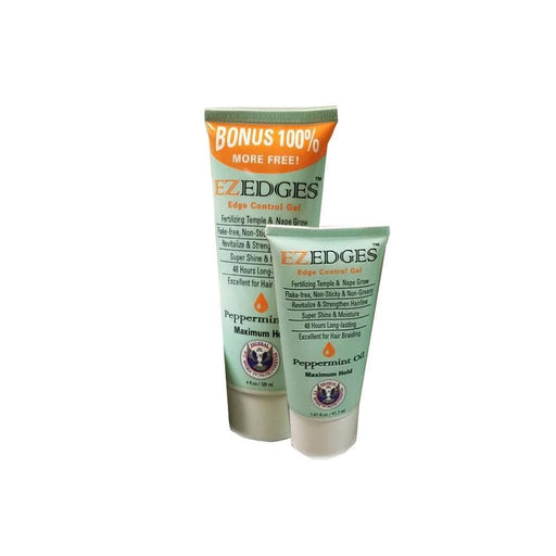 EZEDGES | Edge Control Gel Peppermint Oil - Hair to beauty