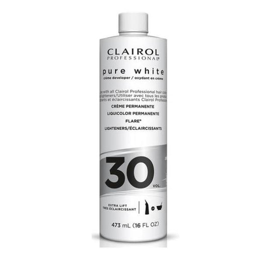 CLAIROL | Pure White Creme Developer Vol.30 16oz - Hair to Beauty