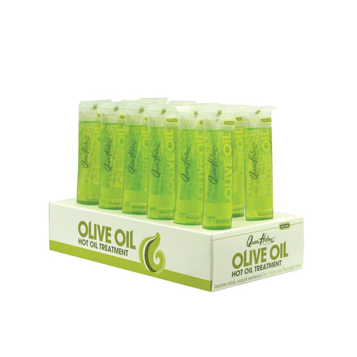 QUEEN HELENE | Olive Oil Hot Oil Treatment 1oz - Hair to beauty