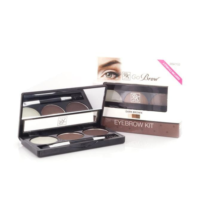 RUBY KISSES | Go Brow Eyebrow Kit - Hair to Beauty