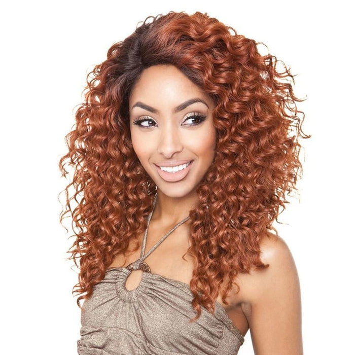 RCP603 | Red Carpet Synthetic Silk Lace Front Wig  - Hair to Beauty | Color Shown :