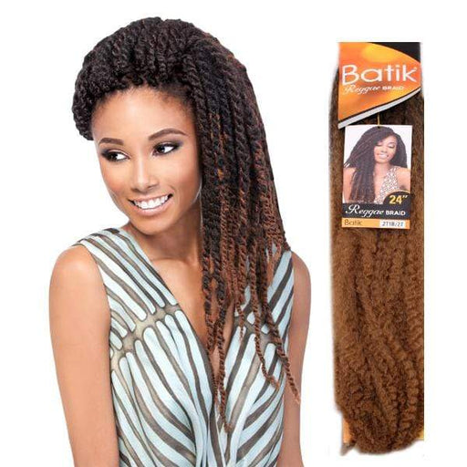 REGGAE BRAID 24"