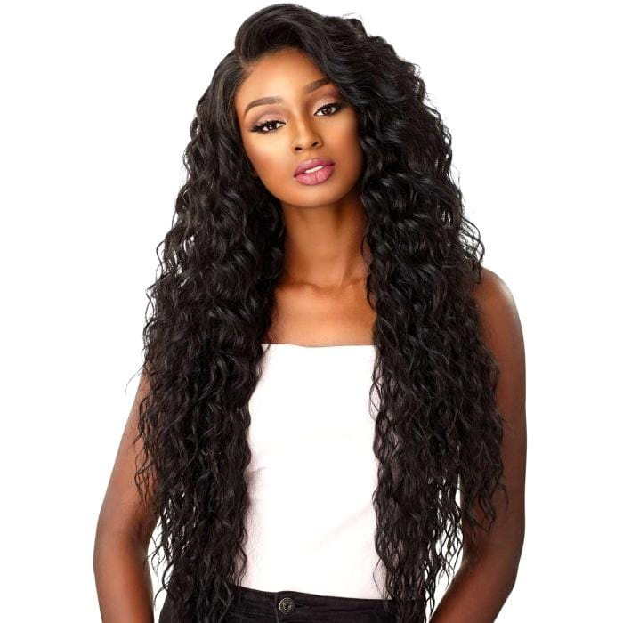 REYNA | Sensationnel Cloud9 What Lace? Synthetic 13X6 Swiss Lace Frontal Wig - Hair to Beauty | Color Shown: