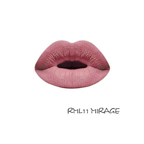 RUBY KISSES | Matte Lip Laquer.