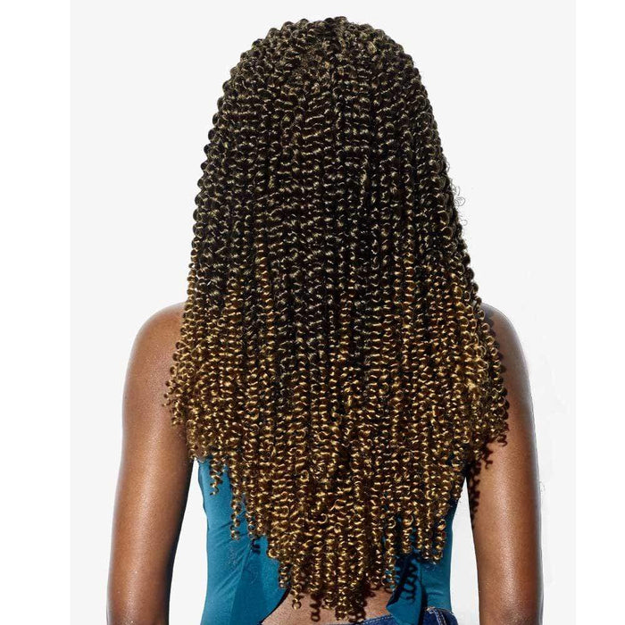3X RUWA WATER WAVE 18"