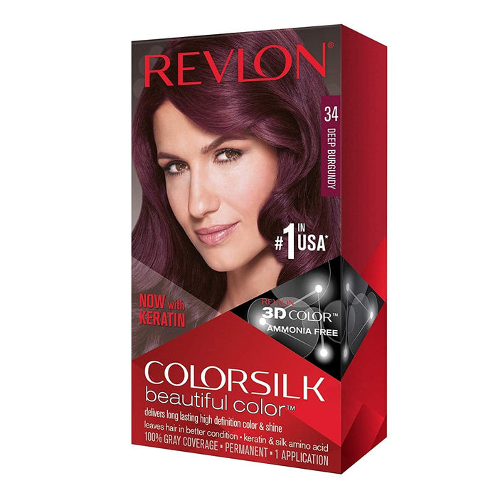 REVLON | ColorSilk Beautiful Color - Hair to Beauty
