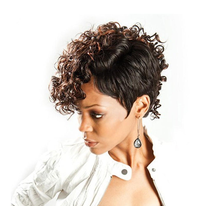 SAGA GOLD REMY PREMIUM 27PCS | Human Hair Weave - Hair to Beauty | Color Shown:
