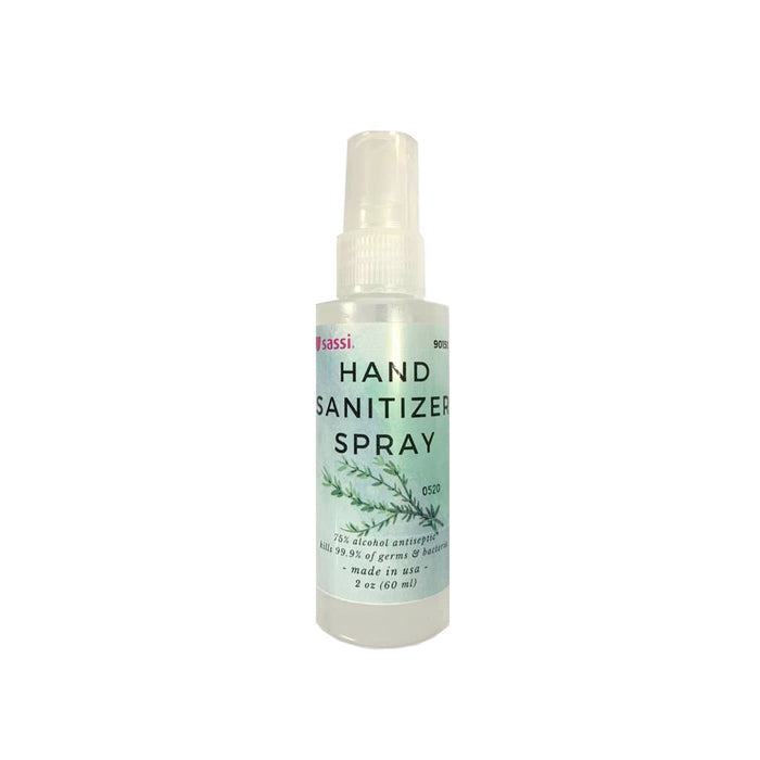SASSI | Hand Sanitizer Spray 2oz - Hair to Beauty