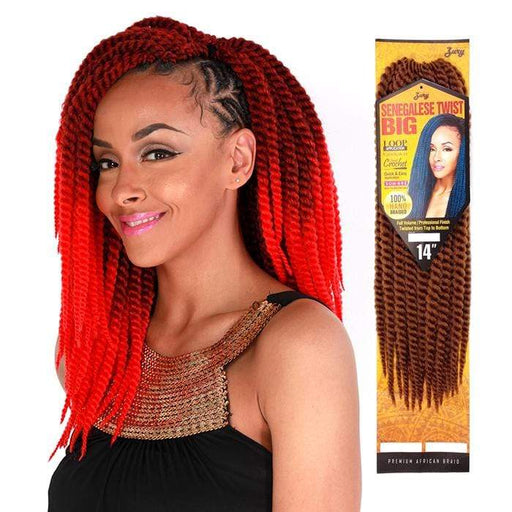 SENEGALESE TWIST BIG 14"