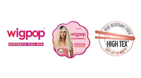 SHANNON | Wigpop Synthetic Wig.