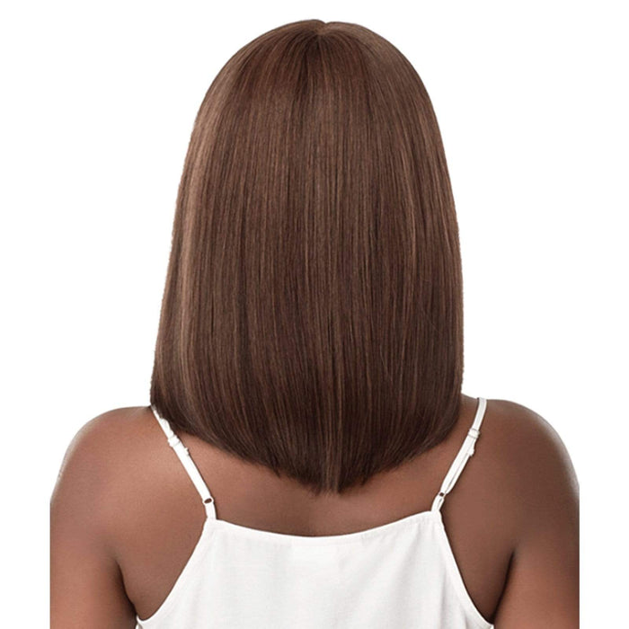 SHANNON | Human Hair Lace Wig - Hair to Beauty | COLOR SHOWN: 2
