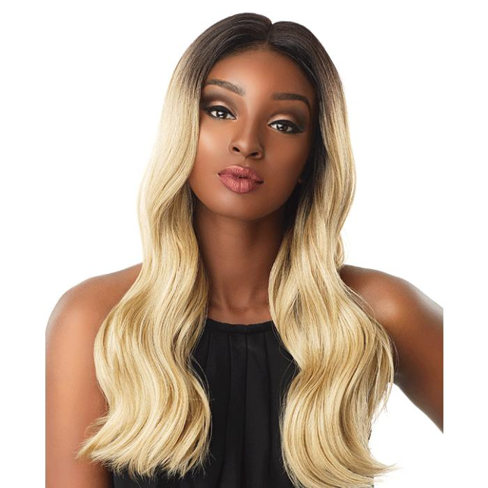 SHAYNA | Sensationnel Shear Muse Synthetic Lace Parting Wig - Hair to Beauty | Color Shown: