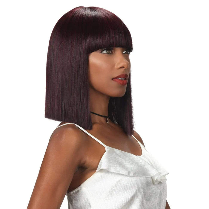 SLAY BLUNT H GAGA | Synthetic Wig.
