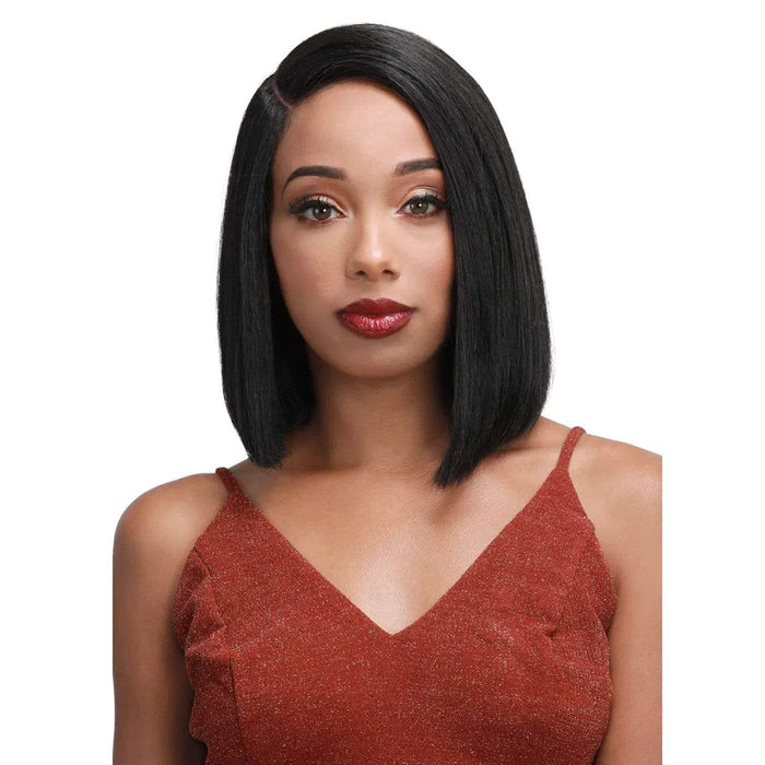SLAY LACE H GIA | Synthetic Lace Front Wig.