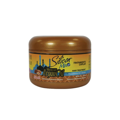 SILICON MIX | Argan Treatment 8oz - Hair to beauty
