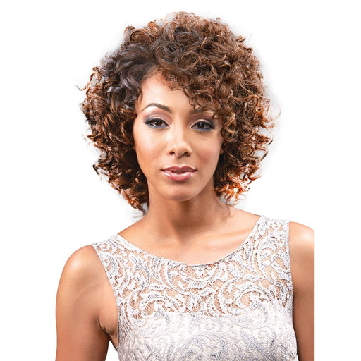SPIRAL CURL 8"