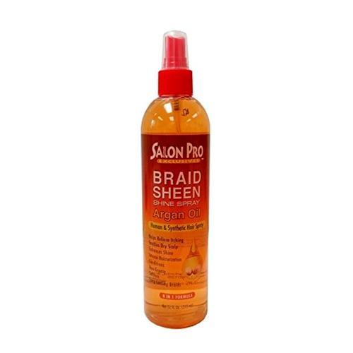 SALON PRO | Argan Braid Sheen 12oz - Hair to beauty