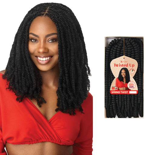 SPRING TWIST 8"