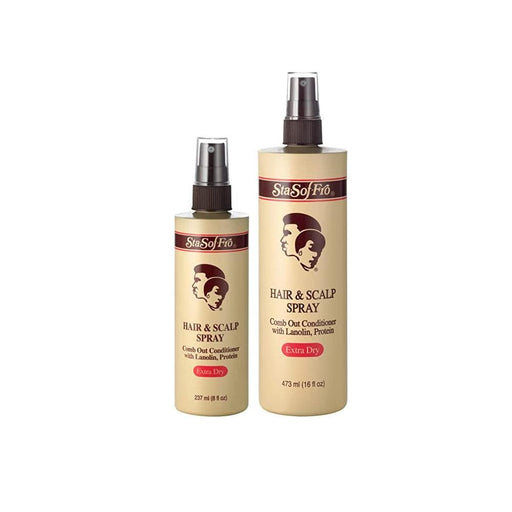 SOFTSHEEN CARSON | Sta-Sof-Fro Hair & Scalp Spray - Hair to beauty