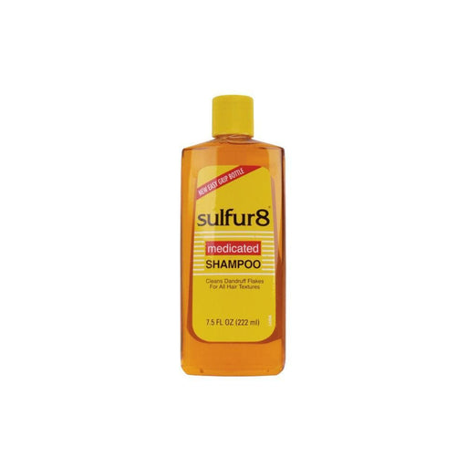 SULFUR 8 | Medicated Shampoo 7.5oz - Hair to beauty