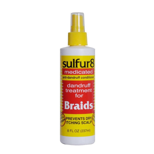 SULFUR 8 | Braid Spray 8oz - Hair to beauty