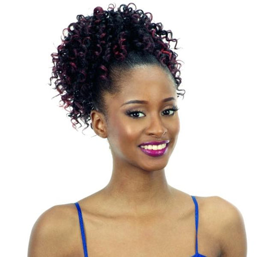 SWEET POP l FreeTress Synthetic Drawstring Ponytail Pony Pop - Hair to Beauty l Color Shown:TD130