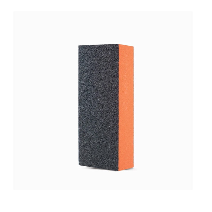 SASSI | 3-Way Emery Block Black Orange 100/180/180 - Hair to Beauty