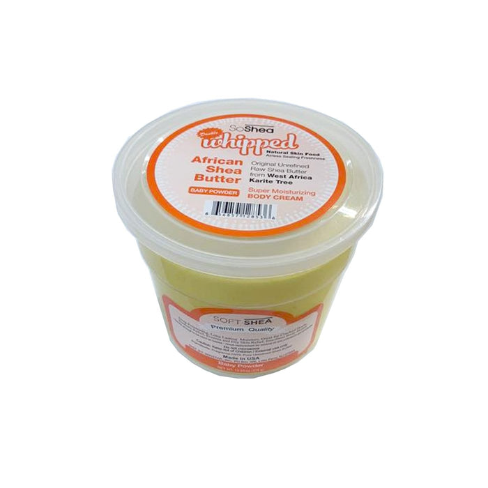 SOFT SHEA | African Shea Butter Double Whipped 13.5oz - Hair to Beauty