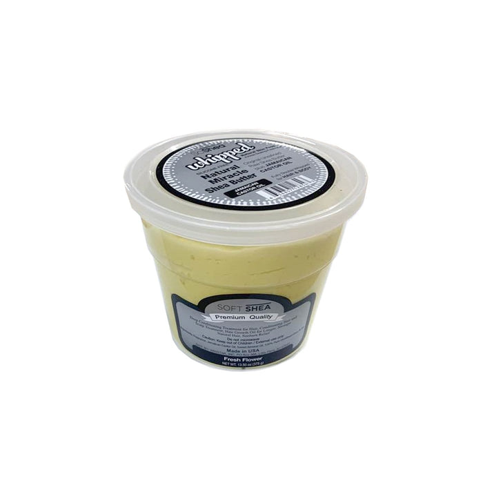 SOFT SHEA | Natural Miracle Shea Butter Whipped Fresh Flower 13.5oz - Hair to Beauty