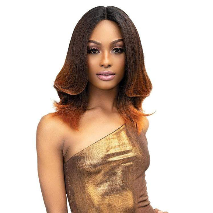 TIANA | Instant Fashion Synthetic Wig - Hair to Beauty | Color Shown: 1B
