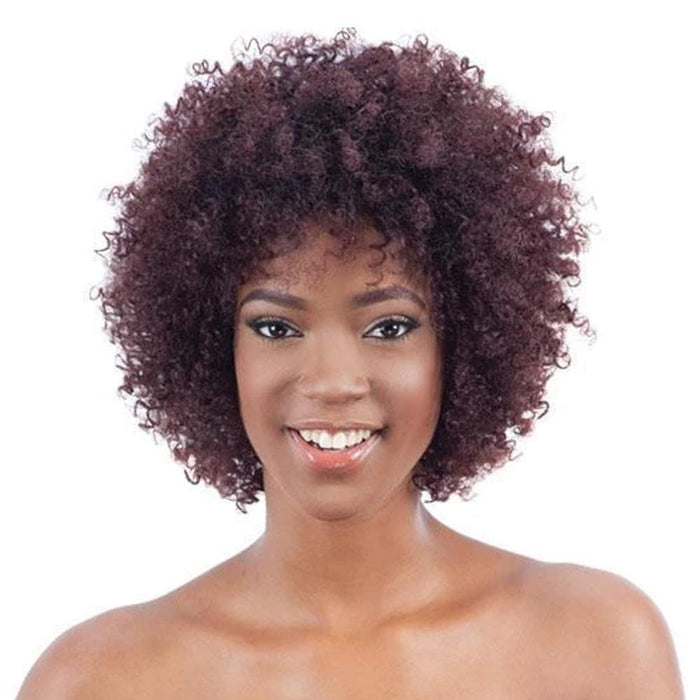 TRIVIA | Human Hair Lace Front Wig - Hair to Beauty | Shown Color: OP99J