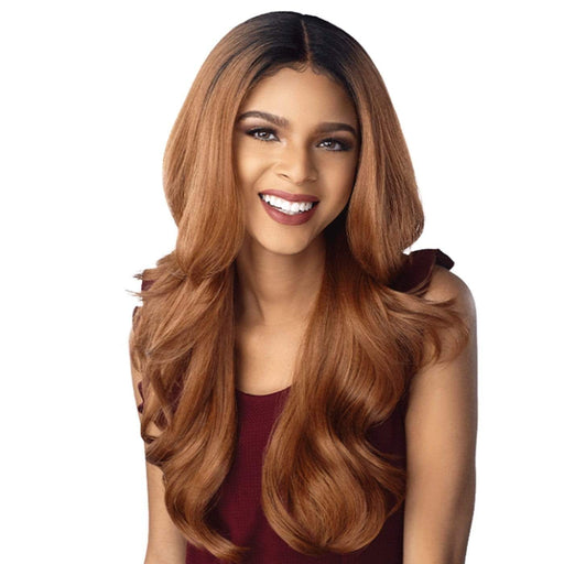 LACE UNIT 2 | Sensationnel Dashly Synthetic Lace Front Wig - Hair to Beauty | Color Shown: