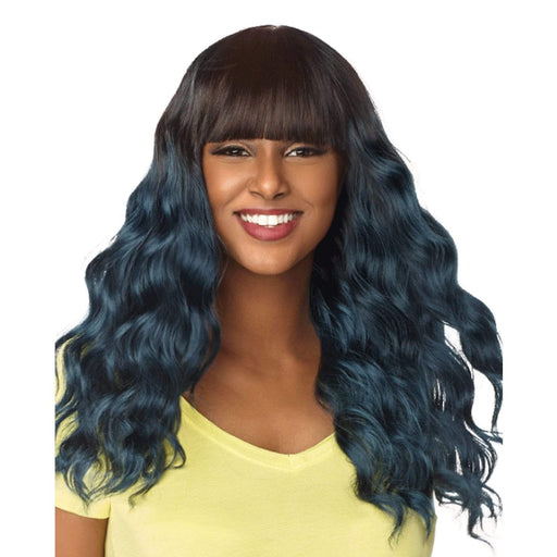 UNIT 4 | Sensationnel Dashly Synthetic Wig - Hair to Beauty | Color Shown: